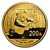 Chinese Gold Panda 2014 - 1/2 oz