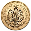 Mexico Gold 50 Pesos 1946 - Circulated in Good Condition - 1.2057 oz