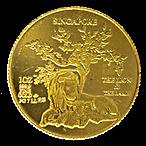 Gold Rounds - Various Brands - Non LBMA - 1 oz thumbnail