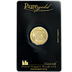 Gold Rounds - Various Brands - Non LBMA - 5 g thumbnail
