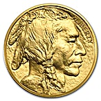 American Gold Buffalo 2019 - 1 oz thumbnail