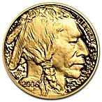 American Gold Buffalo 2006 - Proof - 1 oz  thumbnail