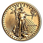 American Gold Eagle 1989 - 1/4 oz thumbnail