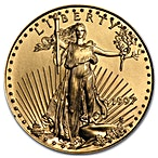 American Gold Eagle 1997 - 1/2 oz thumbnail