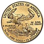 American Gold Eagle 1999 - 1/4 oz thumbnail