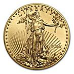 American Gold Eagle 2016 - 1 oz thumbnail