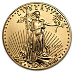 American Gold Eagle 1997 - 1 oz thumbnail