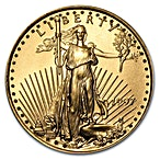 American Gold Eagle 1997 - 1/4 oz thumbnail