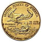 American Gold Eagle 1994 - 1/4 oz thumbnail
