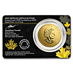 Canadian Golden Eagle 2018 - 1 oz thumbnail