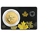 Canadian Gold Growling Cougar 2015 - 1 oz thumbnail