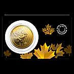 Canadian Gold Moose 2019 - 1 oz thumbnail