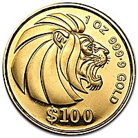 Singapore Gold Lions