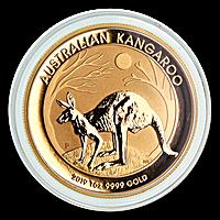 Australian Gold Kangaroo Nuggets
