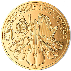 Austrian Gold Philharmonic 2013 - 1 oz