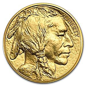 American Gold Buffalo 2019 - 1 oz