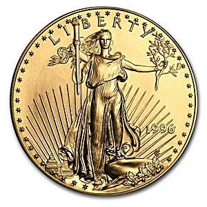 American Gold Eagle 1996 - 1 oz