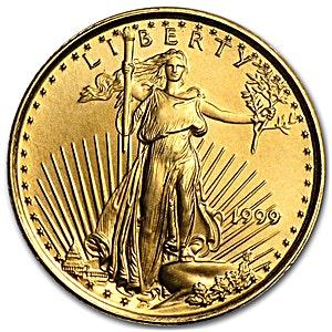 American Gold Eagle 1999 - 1/10 oz