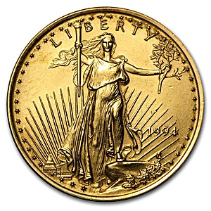 American Gold Eagle 1994 - 1/4 oz
