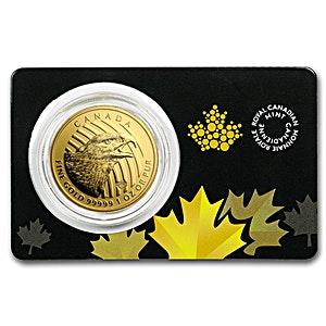 Canadian Golden Eagle 2018 - 1 oz
