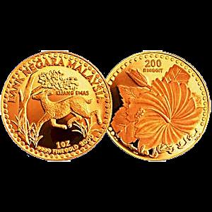 Malaysian Kijang Emas 2003 - 1 oz