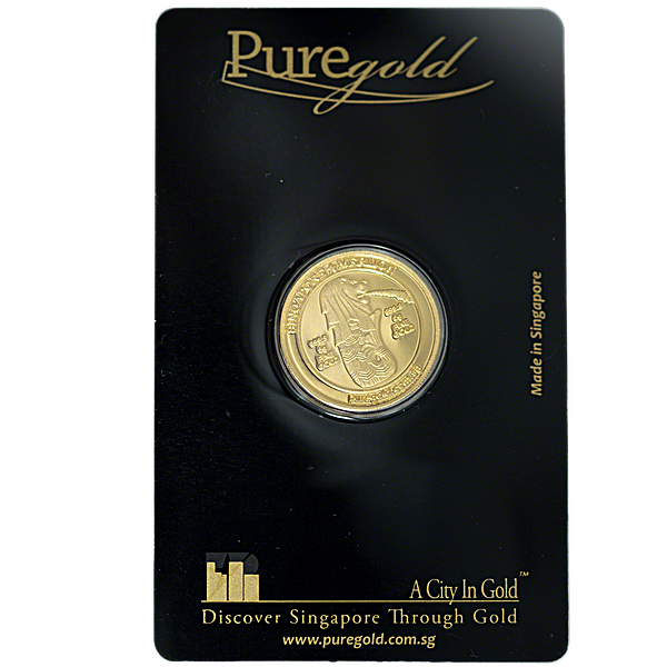 Gold Rounds - Various Brands - Non LBMA - 5 g