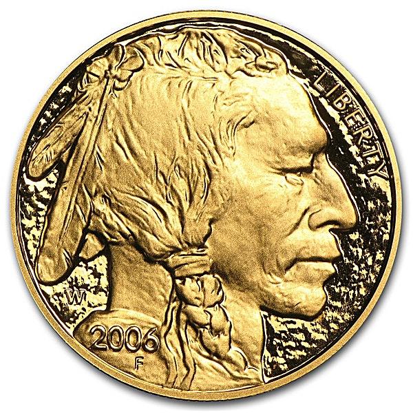 American Gold Buffalo 2006 - Proof - 1 oz