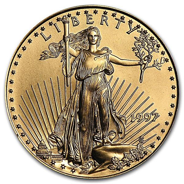 American Gold Eagle 1997 - 1/2 oz
