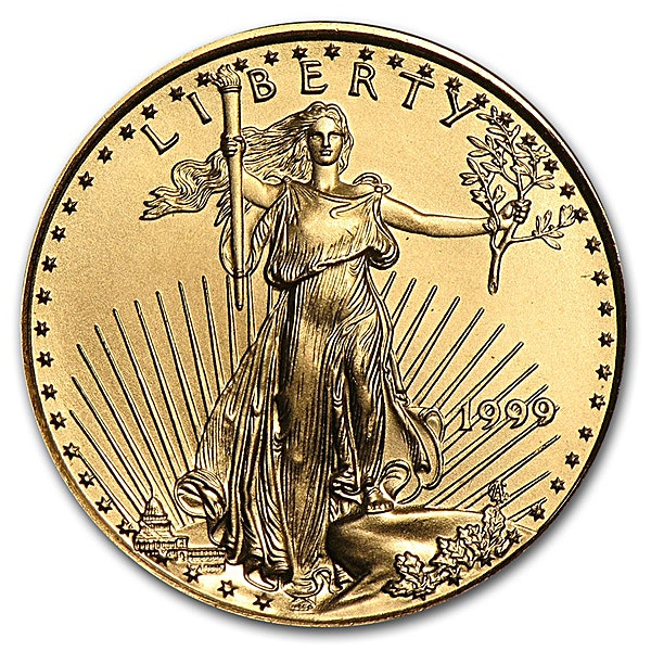 American Gold Eagle 1999 - 1/4 oz