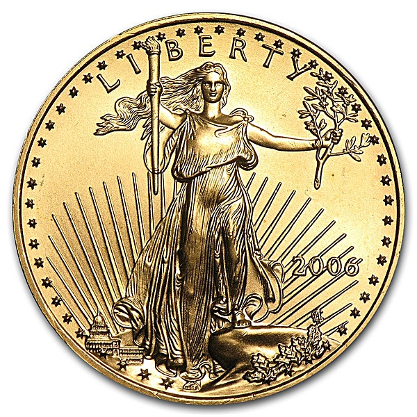 American Gold Eagle 2006 - 1/2 oz