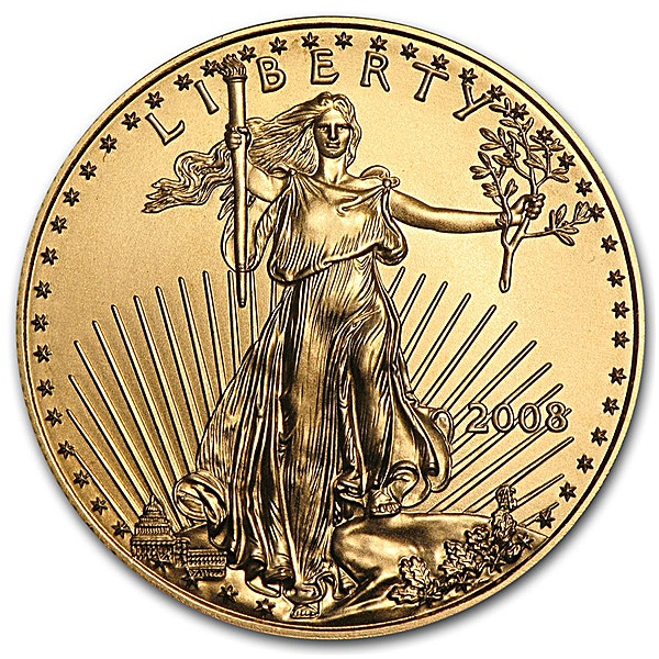 American Gold Eagle 2008 - 1/2 oz