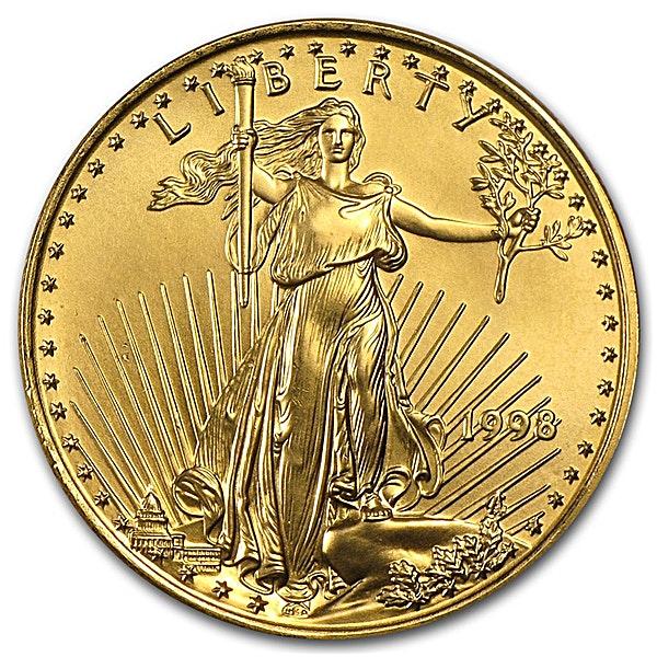 American Gold Eagle 1990 - 1/2 oz