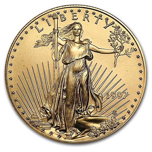 American Gold Eagle 1997 - 1 oz