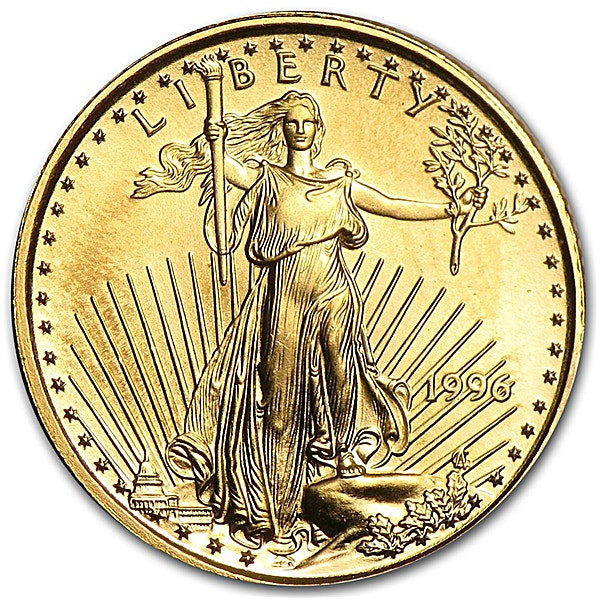 American Gold Eagle 1996 - 1/10 oz