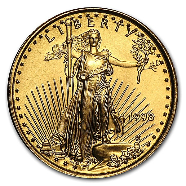 American Gold Eagle 1998 - 1/10 oz