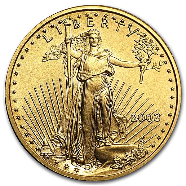 American Gold Eagle 2003 - 1/4 oz