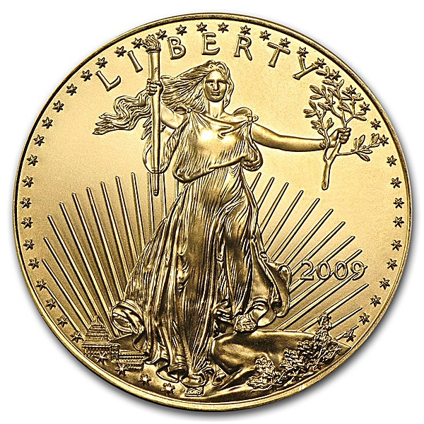 American Gold Eagle 2009 - 1 oz