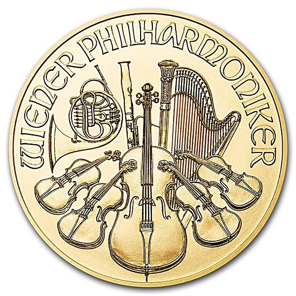 Austrian Gold Philharmonic 2016 - 1/2 oz