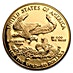 American Gold Eagle 1992 - Proof - 1 oz thumbnail