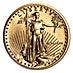 American Gold Eagle 1989 - 1/4 oz thumbnail
