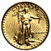 American Gold Eagle 1986 - 1/10 oz thumbnail