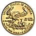 American Gold Eagle 1991 - 1/10 oz thumbnail