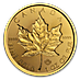 Canadian Gold Incuse Maple 2019 - 1 oz thumbnail
