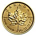 Canadian Gold Maple 2017 - 1/10 oz thumbnail