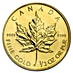 Canadian Gold Maple 2002 - 1/2 oz thumbnail