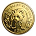 Chinese Gold Panda 1986 - 1/2 oz thumbnail