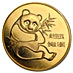 Chinese Gold Panda 1982 - 1 oz thumbnail