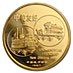 Chinese Gold Panda 1987 - Proof - New Orleans Sino Friendship thumbnail