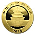 Chinese Gold Panda 2018 - 15 g thumbnail