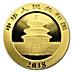 Chinese Gold Panda 2018 - 8 g thumbnail